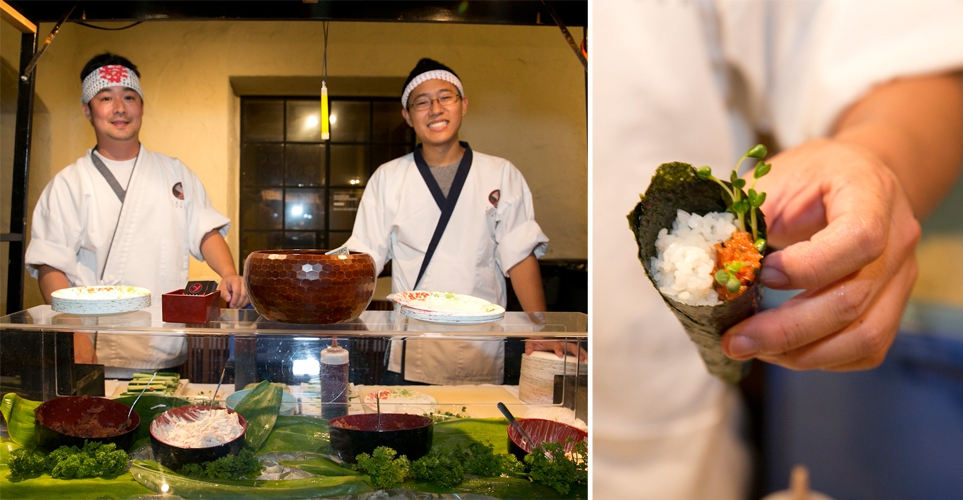 Exhib_slideshow_aad_raku_sushi