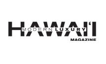 Modern Luxury Hawai'i Magazine