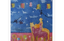 Past_exhib_exhibition_honolulu-printmakers_once-upon-a-cowboy_margo-ray