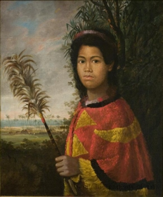 Nahi'ena'ena (Sister of Kamehameha III)