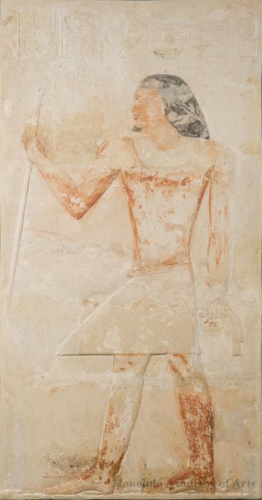 Tomb relief