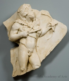 Sarcophagus Relief Depicting a Labor of Hercules
