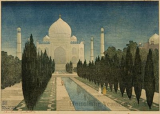 Taj-Mahal. Agra. 1916.