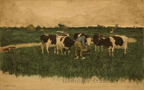 Holsteins, Edam