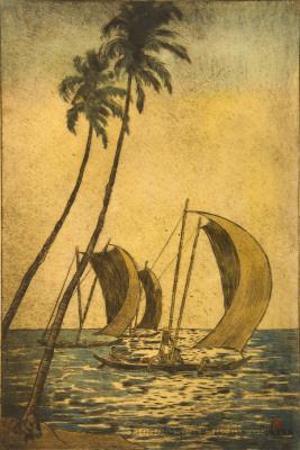 Catamarans, Ceylon, II