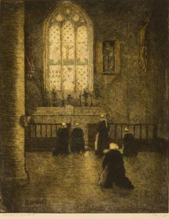 Brittany Chapel, II