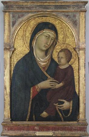 Honolulu Museum Of Art 187 Madonna And Child